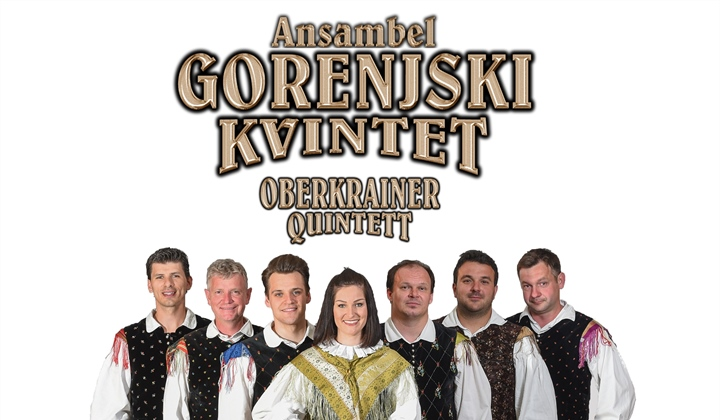 Gorenjski kvintet, Wednesday 16.8.2019