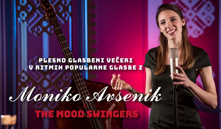 Dance evening with Monika Avsenik and The Mood Swingers